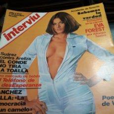 Coleccionismo de Revista Interviú: REVISTA INTERVIÚ NÚMERO 47 AÑO 2 DE 1977. Lote 104431595
