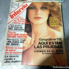 Coleccionismo de Revista Interviú: REVISTA INTERVIU. NUMERO 93. AÑO 1978. Lote 108988667