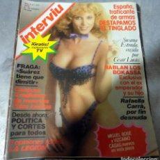 Coleccionismo de Revista Interviú: REVISTA INTERVIU. NUMERO 177. AÑO 1979. Lote 108988859