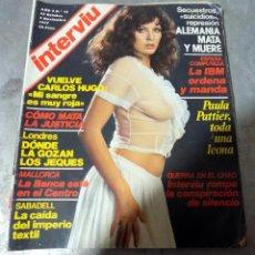 Coleccionismo de Revista Interviú: REVISTA INTERVIU. NUMERO 76. AÑO 1977. Lote 108989031