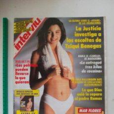 Coleccionismo de Revista Interviú: REVISTA INTERVIÚ MAR FLORES. MAYO 1991.. Lote 109114508