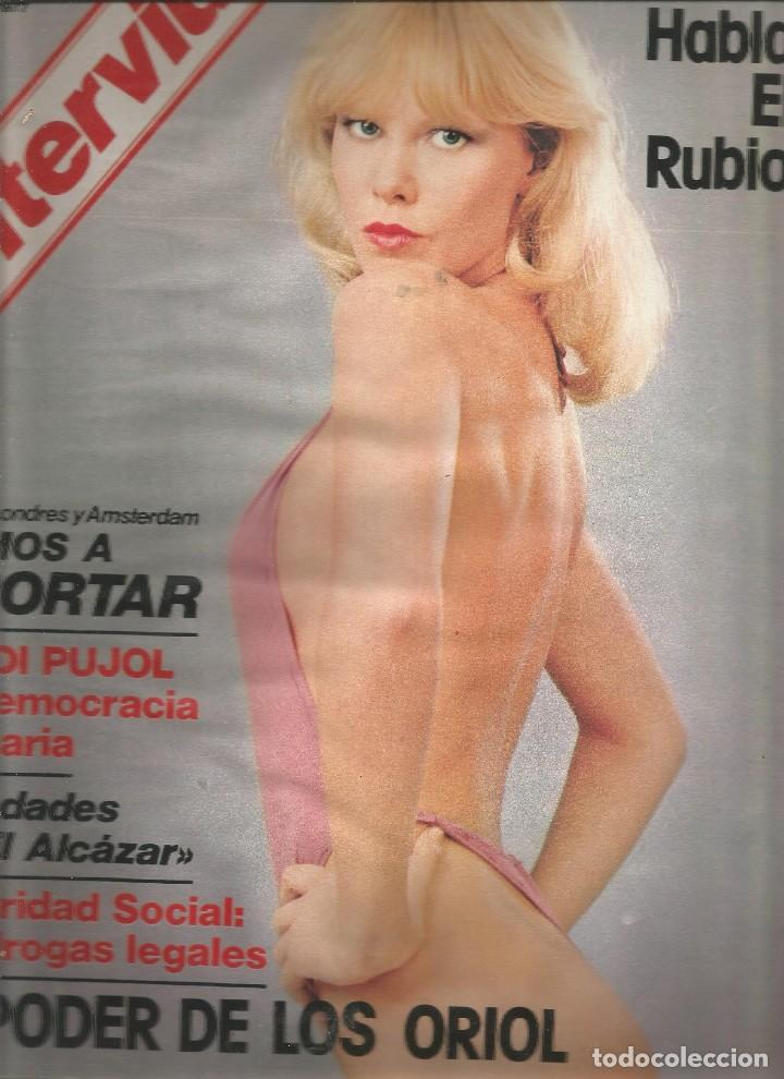 INTERVIU Nº 33 (Coleccionismo - Revistas y Periódicos Modernos (a partir de 1.940) - Revista Interviú)