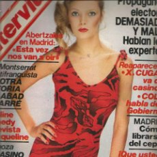 Coleccionismo de Revista Interviú: INTERVIU Nº 146. Lote 109394631