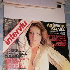 Coleccionismo de Revista Interviú: INTERVIU 91 - 1978. Lote 110666719