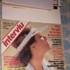 Coleccionismo de Revista Interviú: INTERVIU 100 - 1978. Lote 110666871