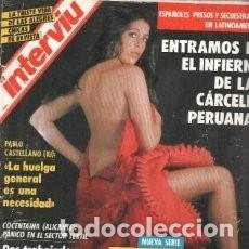 Coleccionismo de Revista Interviú: #ISABEL PANTOJA# PORTADA Y REPORTAJE / REVISTA INTERVIU 839 / MAYO 1992/13. Lote 110784227