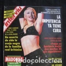 Coleccionismo de Revista Interviú: *REVISTA INTERVIU 910 * OCTUBRE 1993 * MADONNA PORTADA Y REPORTAJE * 16. Lote 148672585