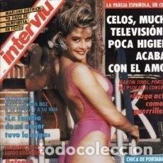 Coleccionismo de Revista Interviú: * REVISTA INTERVIU 837 * MAYO 1992 * BELEN RUEDA PORTAA Y REPORTAJE * 19. Lote 110801011