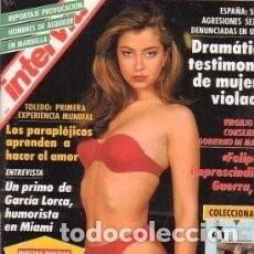 Coleccionismo de Revista Interviú: #SOFIA MAZAGATOS# PORTADA Y REPORTAJE / REVISTA INTERVIU 850 / AGOSTO 1992/ 21. Lote 111409343