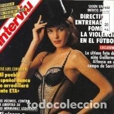 Coleccionismo de Revista Interviú: #LAURA BAYONAS# PORTADA Y REPORTAJE / REVISTA INTERVIU 830 / MARZO 1992/ 22. Lote 111433107
