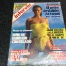Coleccionismo de Revista Interviú: INTERVIU Nº 510 IVAN LENDL. MARISA MEDINA. HOMBRES G. Lote 112375571