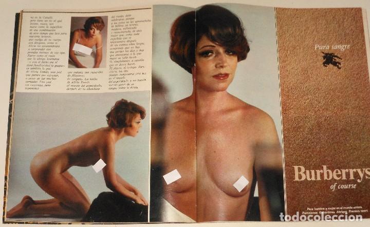 Coleccionismo de Revista Interviú: INTERVIU 1977 #45 Alicia Tomas Urquiola La Coruña Lola Flores revista - Foto 8 - 112432259