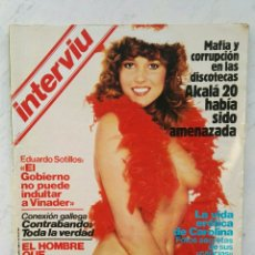 Coleccionismo de Revista Interviú: REVISTA INTERVIU DICIEMBRE 1983. Lote 112834187