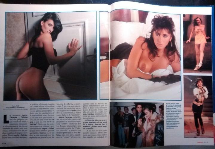 Coleccionismo de Revista Interviú: SABRINA SALERNO - INTERVIU - Foto 5 - 97194719