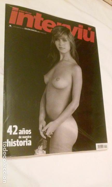 ULTIMA INTERVIU -EDICION ESPECIAL 29/01/2018- 42 AÑOS DE NUESTRA HISTORIA (Coleccionismo - Revistas y Periódicos Modernos (a partir de 1.940) - Revista Interviú)