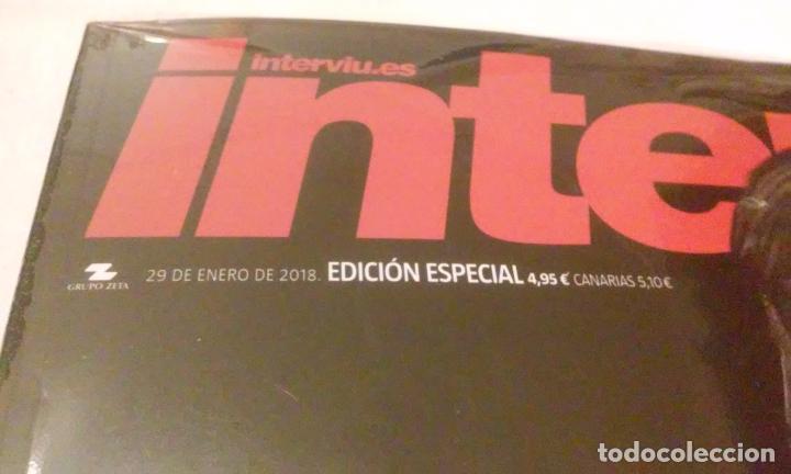 Coleccionismo de Revista Interviú: ULTIMA INTERVIU -EDICION ESPECIAL 29/01/2018- 42 AÑOS DE NUESTRA HISTORIA - Foto 2 - 113567103