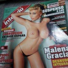Coleccionismo de Revista Interviú: REVISTA INTERVIÚ NÚMERO 1645 AÑO 31. Lote 113861531