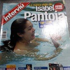 Coleccionismo de Revista Interviú: REVISTA INTERVIÚ NÚMERO 1381 AÑO 26. Lote 113933736