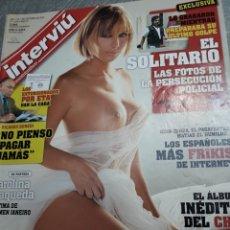 Coleccionismo de Revista Interviú: REVISTA INTERVIÚ NÚMERO 1640 AÑO 31. Lote 113981444