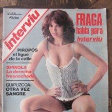 Coleccionismo de Revista Interviú: REVISTA INTERVIU. AÑO 1. Nº 22. 1976. Lote 115287023