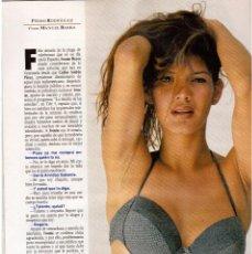 Coleccionismo de Revista Interviú: IVONNE REYES. LA MÁS EXCITANTE.. Lote 115952063