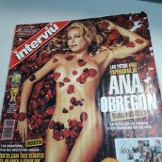 Coleccionismo de Revista Interviú: REVISTA INTERVIÚ NÚMERO 1308 AÑO 25. Lote 116118571