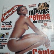 Coleccionismo de Revista Interviú: REVISTA INTERVIÚ NÚMERO 1446 AÑO 28. Lote 116130947