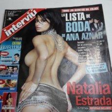 Coleccionismo de Revista Interviú: REVISTA INTERVIÚ NÚMERO 1366 AÑO 26. Lote 116143640