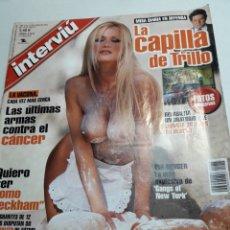 Coleccionismo de Revista Interviú: REVISTA INTERVIÚ NÚMERO 1415 AÑO 27. Lote 116144080