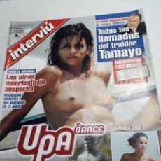 Coleccionismo de Revista Interviú: REVISTA INTERVIÚ NÚMERO 1416 AÑO 27. Lote 236285435