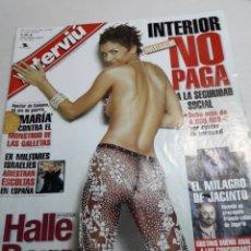 Coleccionismo de Revista Interviú: REVISTA INTERVIÚ NÚMERO 1355 AÑO 26. Lote 236285690