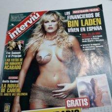 Coleccionismo de Revista Interviú: REVISTA INTERVIÚ NÚMERO 1338 AÑO 25. Lote 116149016