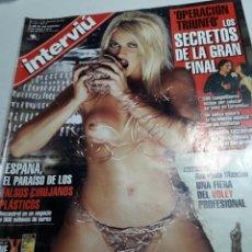 Coleccionismo de Revista Interviú: REVISTA INTERVIÚ NÚMERO 1345 AÑO 26. Lote 116153656