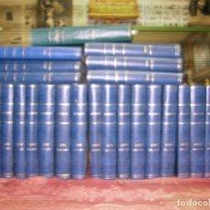 Coleccionismo de Revista Interviú: LOTE DE 26 TOMOS DE INTERVIU ENCUADERNADOS DE DIFERENTES AÑOS (LEER). Lote 127215067