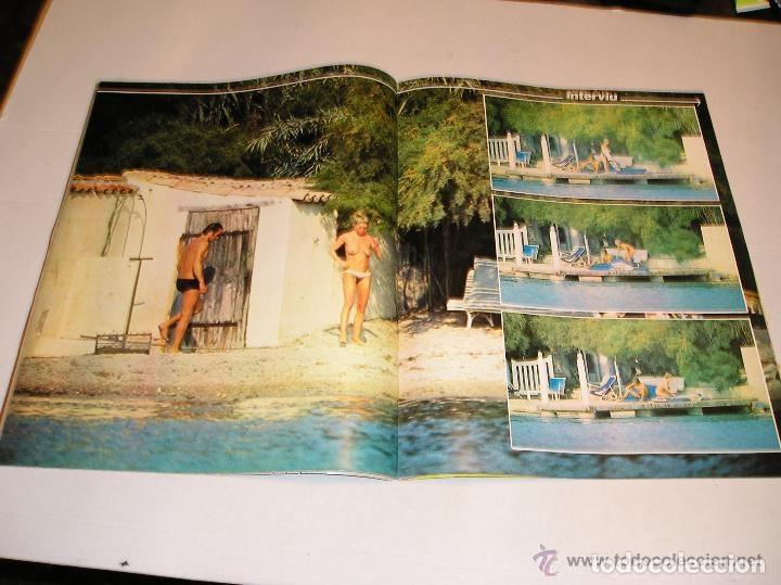 Coleccionismo de Revista Interviú: interviu lote 9 revistas 5,9,13,14,15,17,70,93 y 20 años de interviu - Foto 6 - 117169995