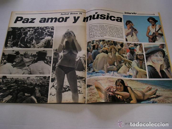 Coleccionismo de Revista Interviú: interviu lote 9 revistas 5,9,13,14,15,17,70,93 y 20 años de interviu - Foto 10 - 117169995