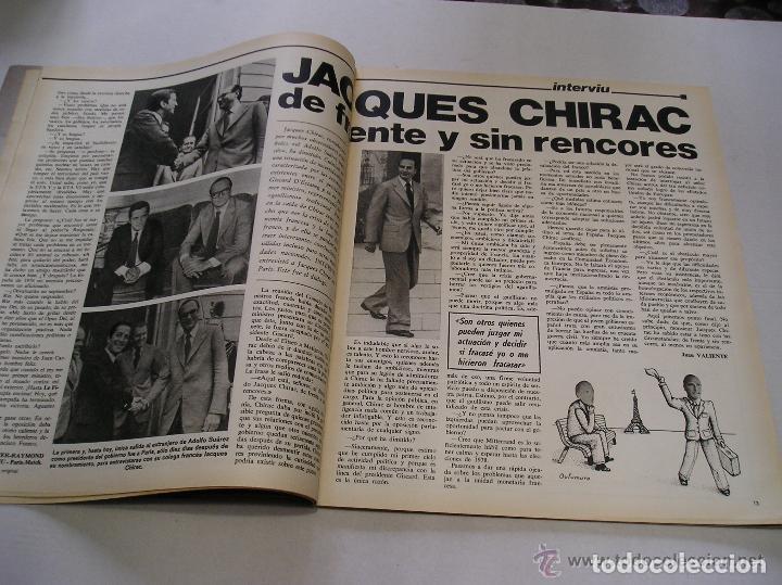 Coleccionismo de Revista Interviú: interviu lote 9 revistas 5,9,13,14,15,17,70,93 y 20 años de interviu - Foto 14 - 117169995
