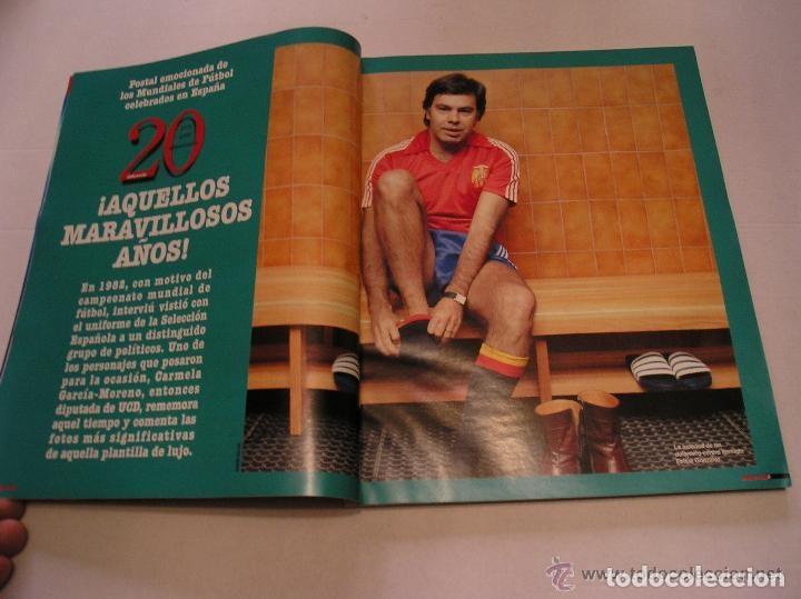 Coleccionismo de Revista Interviú: interviu lote 9 revistas 5,9,13,14,15,17,70,93 y 20 años de interviu - Foto 16 - 117169995