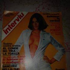 Collezionismo di Rivista Interviú: INTERVIU AÑO 2 NUMERO 47 1977. Lote 117442447