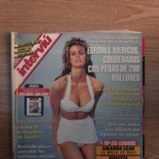 Coleccionismo de Revista Interviú: LOTAZO DE 37 REVISTAS ANTIGUA Y MODERNAS INTERVIÚ. Lote 117779124
