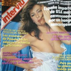 Coleccionismo de Revista Interviú: ANA OBREGÓN. NÚMERO 674 ABRIL 1989. Lote 119452815