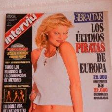 Collezionismo di Rivista Interviú: REVISTA INTERVIU Nº 1045 DEL 6 AL 12 DE MAYO DE 1996.. Lote 122165339