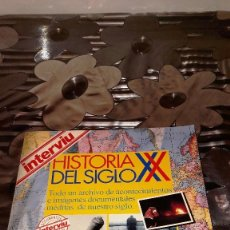 Coleccionismo de Revista Interviú: HISTORIA DEL SIGLO XX - ESPECIAL INTERVIU - 1976. Lote 122266355