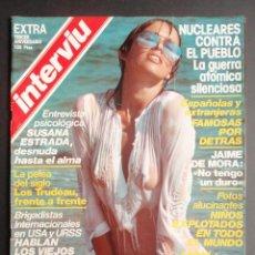 Coleccionismo de Revista Interviú: INTERVIU EXTRA TERCER ANIVERSARIO 1979... Lote 123436551