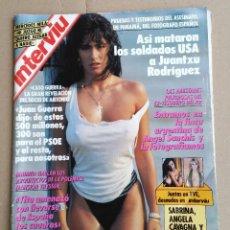 Collectionnisme de Magazine Interviú: REVISTA INTERVIÚ Nº 729 AÑO 1990. Lote 123463943