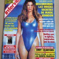Coleccionismo de Revista Interviú: REVISTA INTERVIÚ Nº 821 AÑO 1992. Lote 123474447
