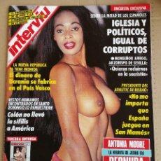 Coleccionismo de Revista Interviú: REVISTA INTERVIÚ Nº 819 AÑO 1992. Lote 124417199