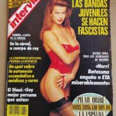 Collectionnisme de Magazine Interviú: REVISTA INTERVIÚ Nº 808 AÑO 1991. Lote 124417535