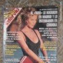 Coleccionismo de Revista Interviú: (F.1) INTERVIÚ Nº 977 AÑO 1983(POSTER DE LOLA FLORES Y REPORTAJE DE ELLA. Lote 126850527