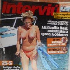 Coleccionismo de Revista Interviú: REVISTA INTERVIU Nº 1901 AÑO 2012.. Lote 128012235